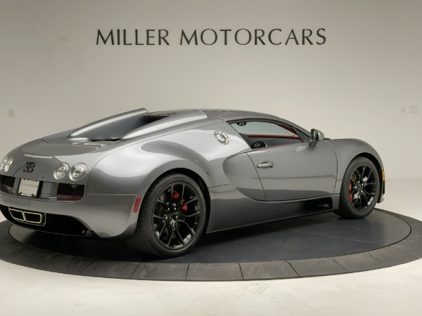 Used 2013 Bugatti Veyron 16.4 Grand Sport Vitesse for sale Call for price at Pagani of Greenwich in Greenwich CT 06830 16