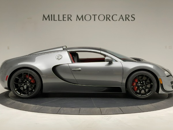 Used 2013 Bugatti Veyron 16.4 Grand Sport Vitesse for sale Call for price at Pagani of Greenwich in Greenwich CT 06830 18