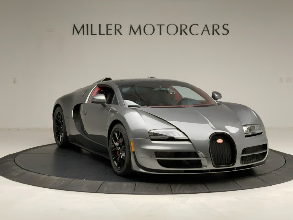 Used 2013 Bugatti Veyron 16.4 Grand Sport Vitesse for sale Call for price at Pagani of Greenwich in Greenwich CT 06830 19