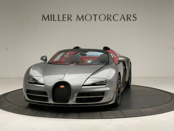 Used 2013 Bugatti Veyron 16.4 Grand Sport Vitesse for sale Call for price at Pagani of Greenwich in Greenwich CT 06830 2