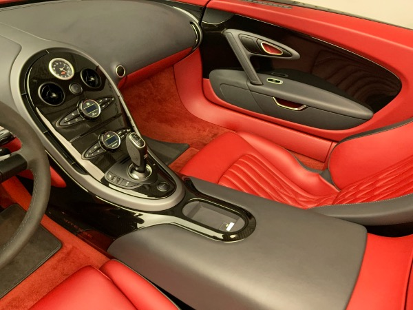 Used 2013 Bugatti Veyron 16.4 Grand Sport Vitesse for sale Call for price at Pagani of Greenwich in Greenwich CT 06830 24