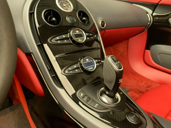 Used 2013 Bugatti Veyron 16.4 Grand Sport Vitesse for sale Call for price at Pagani of Greenwich in Greenwich CT 06830 25