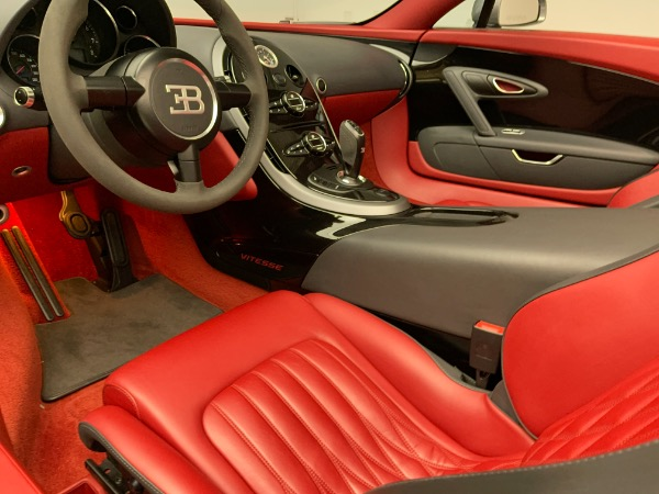 Used 2013 Bugatti Veyron 16.4 Grand Sport Vitesse for sale Call for price at Pagani of Greenwich in Greenwich CT 06830 26