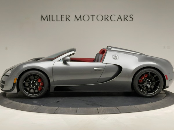 Used 2013 Bugatti Veyron 16.4 Grand Sport Vitesse for sale Call for price at Pagani of Greenwich in Greenwich CT 06830 3