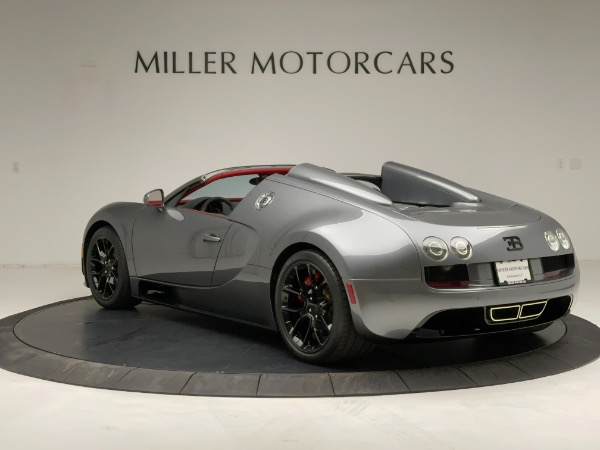 Used 2013 Bugatti Veyron 16.4 Grand Sport Vitesse for sale Call for price at Pagani of Greenwich in Greenwich CT 06830 5