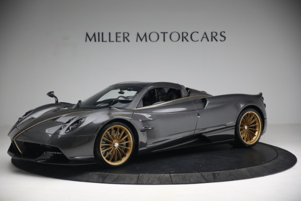 Used 2017 Pagani Huayra Roadster for sale Call for price at Pagani of Greenwich in Greenwich CT 06830 14