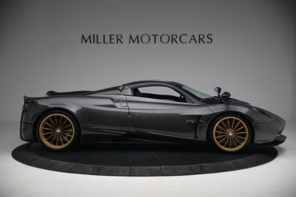 Used 2017 Pagani Huayra Roadster for sale Call for price at Pagani of Greenwich in Greenwich CT 06830 15