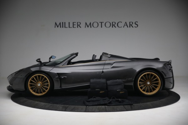 Used 2017 Pagani Huayra Roadster for sale Call for price at Pagani of Greenwich in Greenwich CT 06830 19