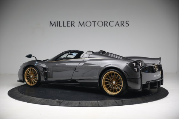 Used 2017 Pagani Huayra Roadster for sale Call for price at Pagani of Greenwich in Greenwich CT 06830 4
