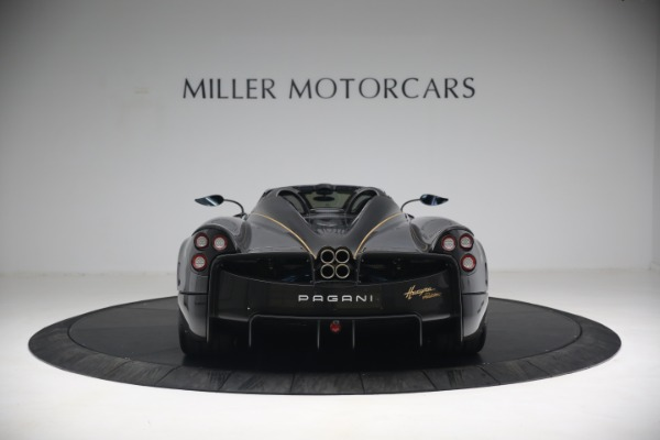 Used 2017 Pagani Huayra Roadster for sale Call for price at Pagani of Greenwich in Greenwich CT 06830 6