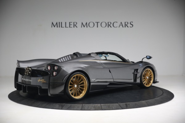 Used 2017 Pagani Huayra Roadster for sale Call for price at Pagani of Greenwich in Greenwich CT 06830 8