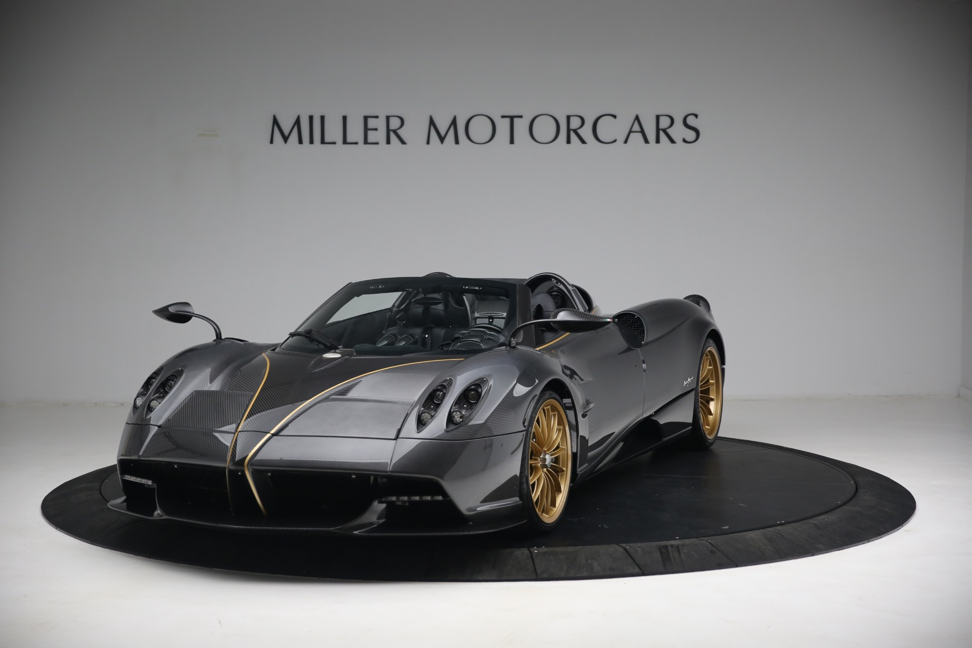 Used 2017 Pagani Huayra Roadster for sale Call for price at Pagani of Greenwich in Greenwich CT 06830 1