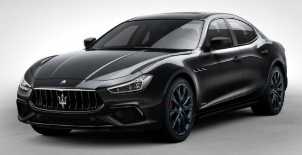 New 2021 Maserati Ghibli S Q4 GranSport for sale $97,985 at Pagani of Greenwich in Greenwich CT 06830 1