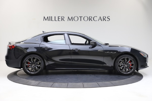 New 2021 Maserati Ghibli S Q4 GranSport for sale $100,285 at Pagani of Greenwich in Greenwich CT 06830 10