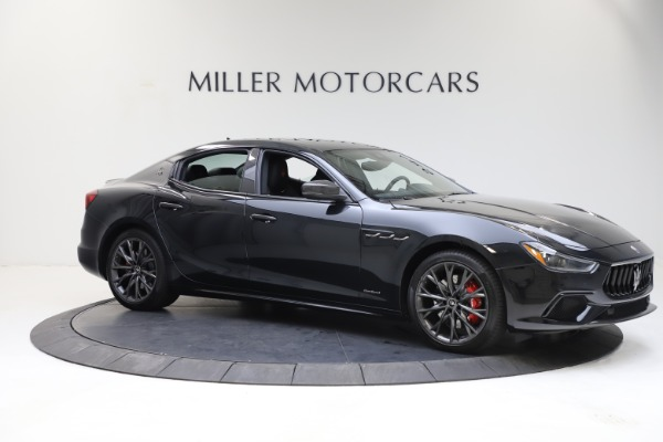New 2021 Maserati Ghibli S Q4 GranSport for sale $100,285 at Pagani of Greenwich in Greenwich CT 06830 11