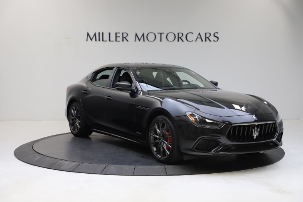 New 2021 Maserati Ghibli S Q4 GranSport for sale $100,285 at Pagani of Greenwich in Greenwich CT 06830 12