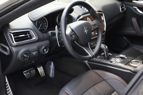 New 2021 Maserati Ghibli S Q4 GranSport for sale $100,285 at Pagani of Greenwich in Greenwich CT 06830 14