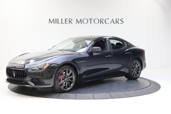 New 2021 Maserati Ghibli S Q4 GranSport for sale $100,285 at Pagani of Greenwich in Greenwich CT 06830 2