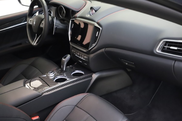 New 2021 Maserati Ghibli S Q4 GranSport for sale $100,285 at Pagani of Greenwich in Greenwich CT 06830 22