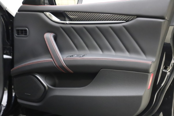 New 2021 Maserati Ghibli S Q4 GranSport for sale $100,285 at Pagani of Greenwich in Greenwich CT 06830 23
