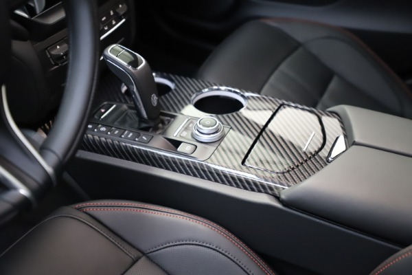 New 2021 Maserati Ghibli S Q4 GranSport for sale $100,285 at Pagani of Greenwich in Greenwich CT 06830 26