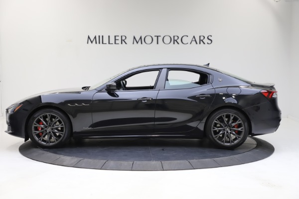 New 2021 Maserati Ghibli S Q4 GranSport for sale $100,285 at Pagani of Greenwich in Greenwich CT 06830 3