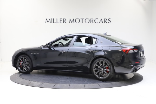 New 2021 Maserati Ghibli S Q4 GranSport for sale $100,285 at Pagani of Greenwich in Greenwich CT 06830 4