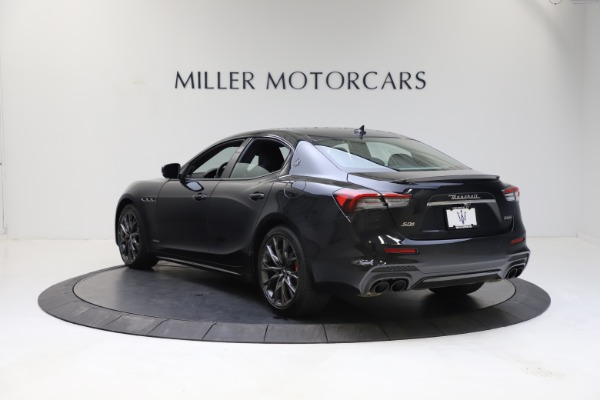 New 2021 Maserati Ghibli S Q4 GranSport for sale $100,285 at Pagani of Greenwich in Greenwich CT 06830 5