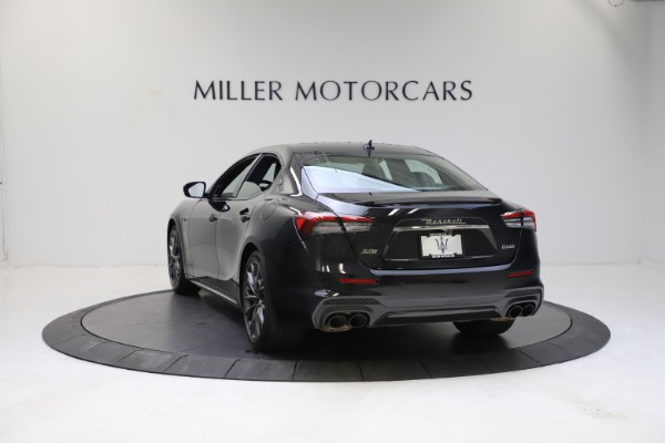New 2021 Maserati Ghibli S Q4 GranSport for sale $100,285 at Pagani of Greenwich in Greenwich CT 06830 6