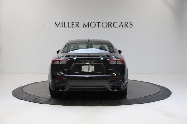 New 2021 Maserati Ghibli S Q4 GranSport for sale $100,285 at Pagani of Greenwich in Greenwich CT 06830 7