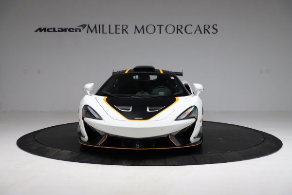 New 2020 McLaren 620R for sale $312,605 at Pagani of Greenwich in Greenwich CT 06830 10