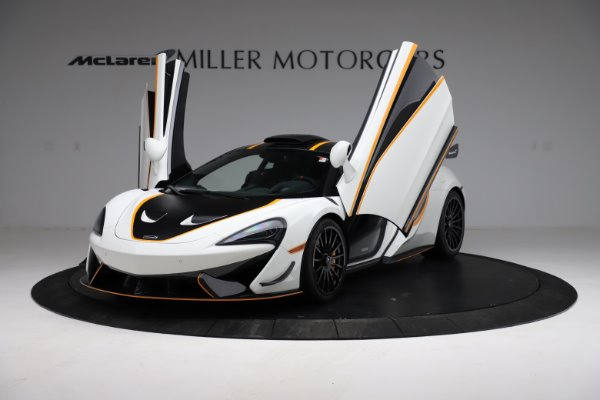 New 2020 McLaren 620R for sale $312,605 at Pagani of Greenwich in Greenwich CT 06830 11