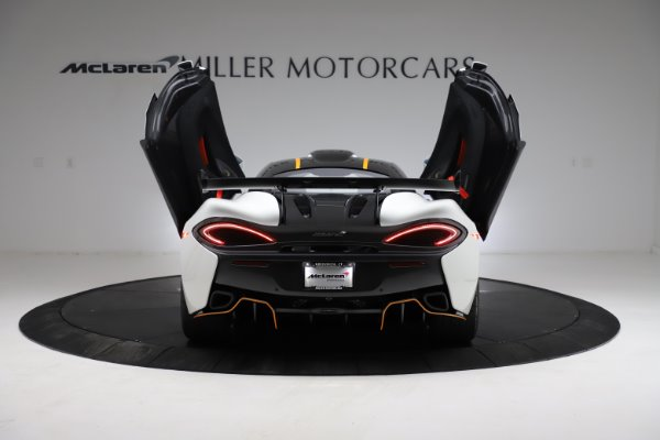 New 2020 McLaren 620R for sale $312,605 at Pagani of Greenwich in Greenwich CT 06830 13