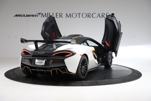 New 2020 McLaren 620R for sale $312,605 at Pagani of Greenwich in Greenwich CT 06830 14