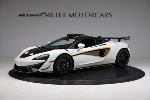 New 2020 McLaren 620R for sale $312,605 at Pagani of Greenwich in Greenwich CT 06830 2