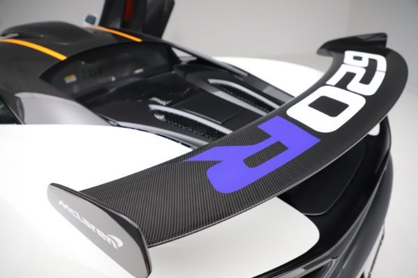 New 2020 McLaren 620R for sale $312,605 at Pagani of Greenwich in Greenwich CT 06830 25