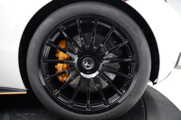 New 2020 McLaren 620R for sale $312,605 at Pagani of Greenwich in Greenwich CT 06830 28