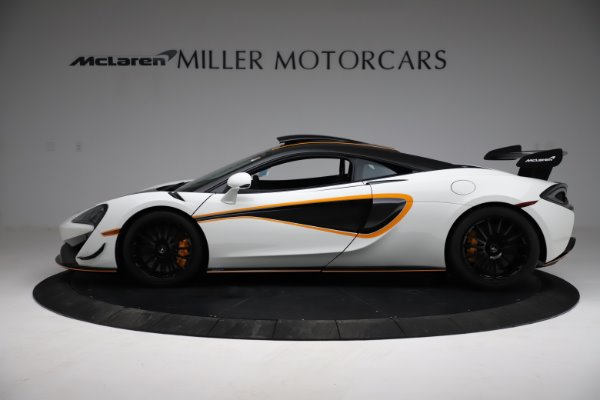 New 2020 McLaren 620R for sale $312,605 at Pagani of Greenwich in Greenwich CT 06830 3
