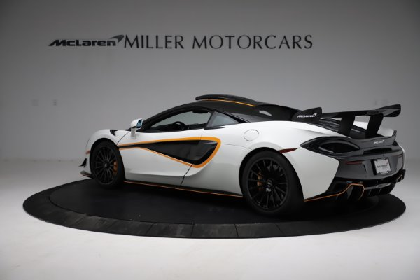New 2020 McLaren 620R for sale $312,605 at Pagani of Greenwich in Greenwich CT 06830 4