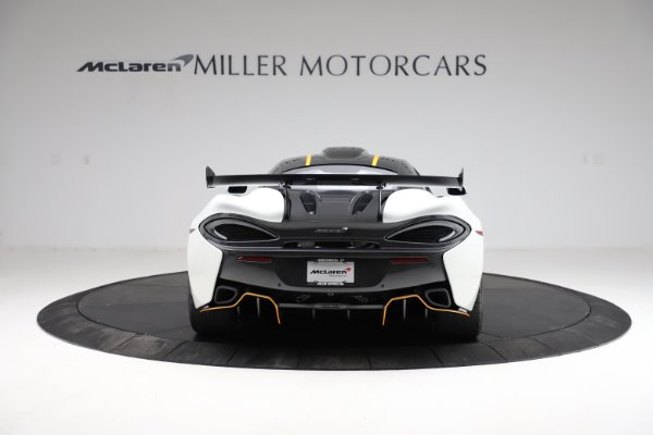 New 2020 McLaren 620R for sale $312,605 at Pagani of Greenwich in Greenwich CT 06830 5