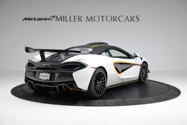 New 2020 McLaren 620R for sale $312,605 at Pagani of Greenwich in Greenwich CT 06830 6