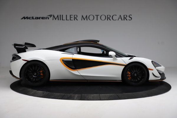 New 2020 McLaren 620R for sale $312,605 at Pagani of Greenwich in Greenwich CT 06830 7