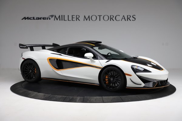 New 2020 McLaren 620R for sale $312,605 at Pagani of Greenwich in Greenwich CT 06830 8