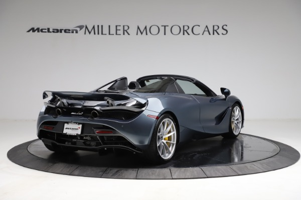 New 2021 McLaren 720S Spider for sale $351,450 at Pagani of Greenwich in Greenwich CT 06830 6