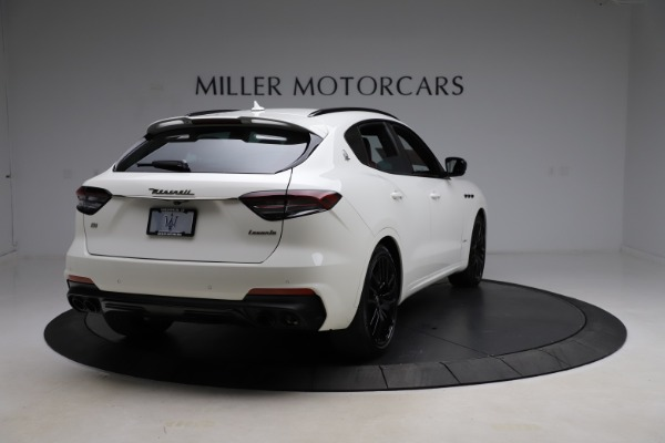 New 2021 Maserati Levante Q4 GranSport for sale $95,835 at Pagani of Greenwich in Greenwich CT 06830 11