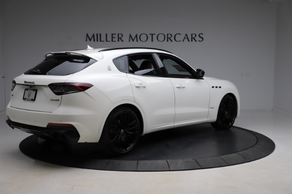 New 2021 Maserati Levante Q4 GranSport for sale $95,835 at Pagani of Greenwich in Greenwich CT 06830 12