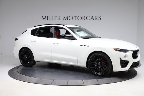 New 2021 Maserati Levante Q4 GranSport for sale $95,835 at Pagani of Greenwich in Greenwich CT 06830 14