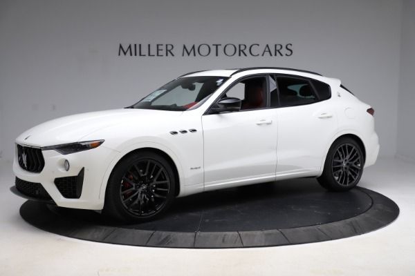 New 2021 Maserati Levante Q4 GranSport for sale $95,835 at Pagani of Greenwich in Greenwich CT 06830 3