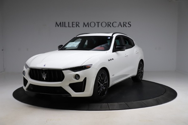 New 2021 Maserati Levante Q4 GranSport for sale $95,835 at Pagani of Greenwich in Greenwich CT 06830 5