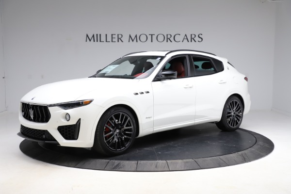 New 2021 Maserati Levante Q4 GranSport for sale $95,835 at Pagani of Greenwich in Greenwich CT 06830 6